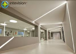 recessed mounted ceiling led lights 30w linear light fixtures ce tuv