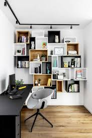 how to organize your home office 54