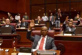 Image result for Sesión del Senado de RD