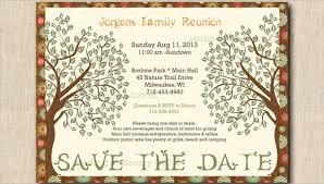 Printable Family Reunion Invitations 16 Sample Family Reunion Invitations Psd Vector Eps