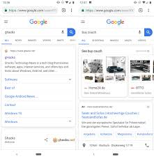Google Changes Layout Of Mobile Google Search Pages Ghacks
