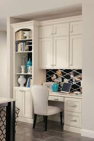 kitchen office pinterest desks. Comfortable-upholstered-computer-chair-design-feats-cool-built-in-desk-and-white-overhead-cabinets-.jpg (902×1353) Kitchen Office Pinterest Desks I