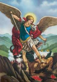 Image result for st michael the archangel