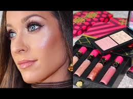mac cosmetics nuter sweet holiday 2016 collection review tutorial you