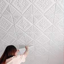 Nasmodo Foam Wall 3D Ceiling Wallpaper ...