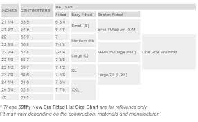 New Era Snapback Size Chart New Era Cap Sizing New Era Hats Cap World Wholesale