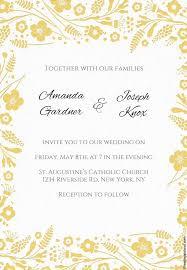 invitaciones de boda para imprimir 10 invitaciones de boda para imprimir vintage y gratis