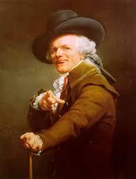 Joseph Ducreux / Archaic Rap | Know Your Meme via Relatably.com