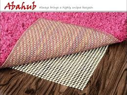 under area rug pad non slip area rug pad for carpet anti slip rug pad for