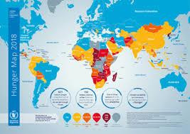 World Hunger Chart 2018 Hunger Map World Food Programme