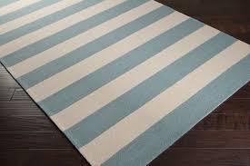 blue and white striped rug  cievi – home