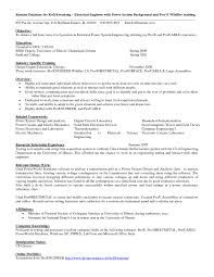 Sample Resume For An Entry-Level Civil Engineer Valid Valid Sample ...