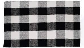 chevron bathroom polka dot floor bath black checd horse adorable blue rugs design outdoor white striped