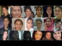 top 30 bollywood actress with makeup and without makeup