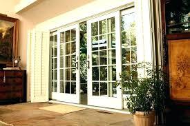 4 panel patio door 4 panel french doors efficient glass lighting lovely french patio door with