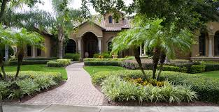 Small Picture Landscaping Ideas Florida Homes Florida Landscape Professionals