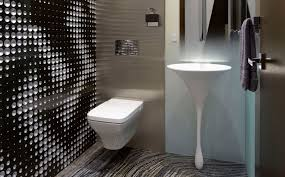 Powder Room Designs James Bond Powder Room Lithos Design
