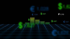 Currencies Usd Eur Rub Index Stock Footage Video 100 Royalty Free 8766832 Shutterstock