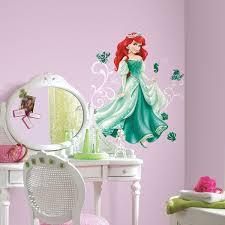 Princess Wall Decorations Bedrooms Disney Princess Bedroom Decor Disney Princess Wall Decals