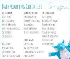 baby room checklist. Babyproof Checklist Baby Room O