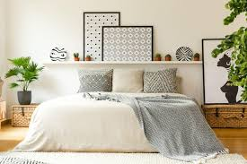 Deko für die wohnung oder für den garten. Schlafzimmer Gemutlicher Machen 15 Tricks Brigitte De