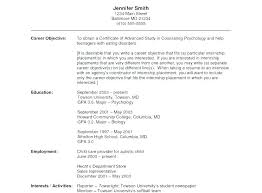 Adjunct Faculty Resume Interesting Teaching Resume Objective Good Resume Template Format Example