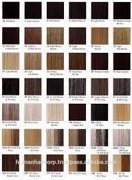 Hair Extension Color Chart Wholesale Brazilian Human Hair Sew In Weave Virgin Natural Remy Cheap Human Hair Extensions Names Of 100 Human Hair Extension Buy Original Brazilian