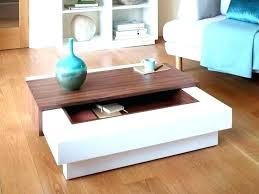 storage coffee table urban ladder storage coffee table storage within modern coffee table with storage idea modern round coffee table with storage