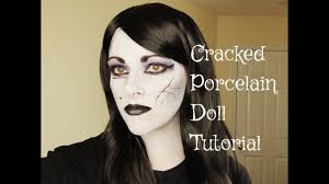 ed porcelain doll makeup tutorial