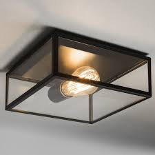 black bathroom light fixtures ceiling