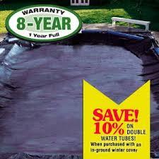 economy winter pool cover 16 ft x 36 rectangle Rectangle foot 24 Economy Winter Pool Cover