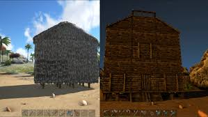 detailed guide to base and structure upgrades in ark survival evolved