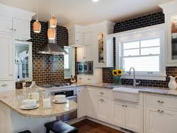 white kitchen wall tiles. Full Size Of Tile For Small Kitchens Pictures Ideas Tips From Hgtv Kitchen Wall Tiles Design White