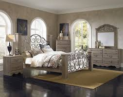 metal bedroom sets. standard furniture timber creek queen bed with scrolled metal panels - wayside headboard \u0026 footboard bedroom sets b