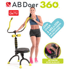 details about ab doer roman chair transform entire body abdobics ab workout exercise home gym