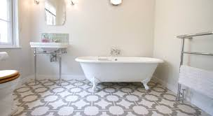 bathroom vinyl flooring. Grey Patterned Bathroom Vinyl Flooring
