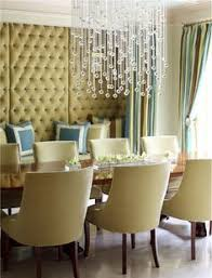 sophisticated elegant dining room