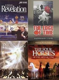 John Hagee Revelation Chart John Hagee Revelation Pak 20 Cds 4 Separate Series Save Big Ebay