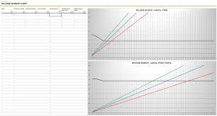 Template Release Burnup Chart Robbin Schuurman