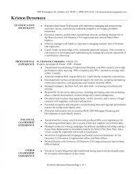 Cfo Resume Templates Nonprofit Cfo Job Description Template Financial 82