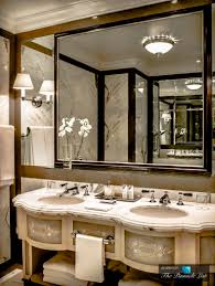 St Regis Luxury Hotel Florence Italy Bathroom With TV - Tv for bathrooms