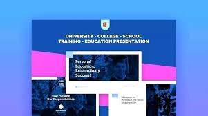 Academic Presentation Template Free Download 2019