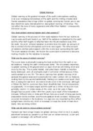 global warming essay global warming arguments essay  global climate change essay