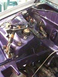 my first wire tuck eg coupe honda tech the jacked up wire protector and cut off any broken connectors this is pretty much what it looked like after i scrubbed it cleaned the harness