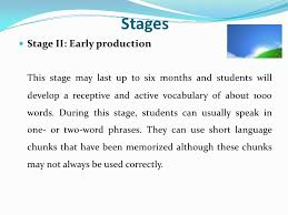 Routines and Patterns in Adult Second Language Acquisition Hanania and Gradman        said the