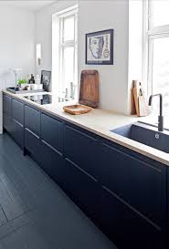Kitchen No Wall Cabinets 25 Best Ideas About Navy Kitchen On Pinterest Navy Kitchen