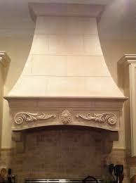 cast stone range hood traditional s atlanta limestone mantels and stone kitchen hoods