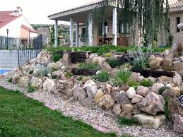 Small Picture Best Landscaping With Rocks Ideas Garden Design Garden Design With