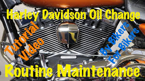 Harley Davidson Engine Oil Capacity Chart Harley Davidson Oil Change Routine Maintenance Complete Guide Instructions
