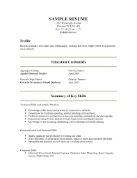 Gallery Of Show Me An Example Resume Show Me A Example Of A